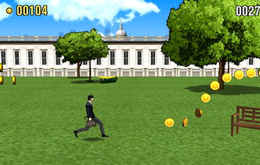 Screenshot 3: Walk in the park